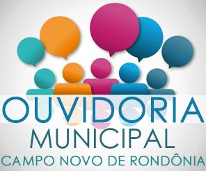 Ouvidoria Municipal de Campo Novo de RO