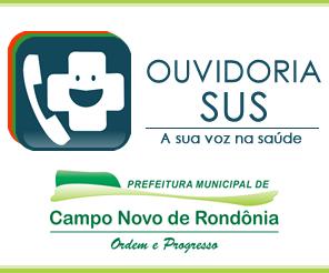 Ouvidoria SUS de Campo Novo