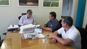 Reunião com Superintendente da Funasa