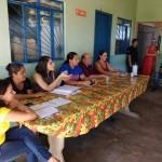 Reunião no HPP