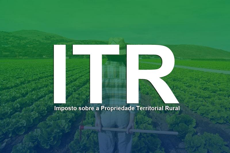 Imposto sobre a Propriedade Territorial Rural – ITR   Prefeitura Municipal de Campo Novo de Rondônia